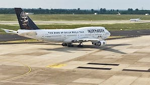 Rock im Revier, Iron Maiden Flieger