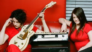 White Stripes gegen Donald Trump