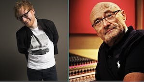 Ed Sheeran & Phil Collins