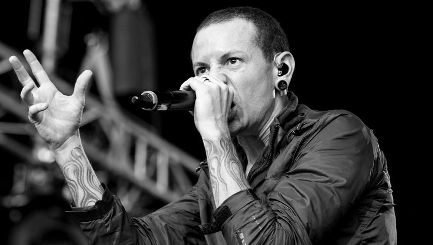 Chester Bennington Tot Fake