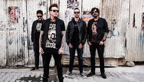 Papa Roach In The End