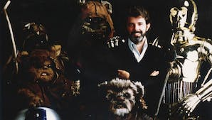 George Lucas Solo A Star Wars Story