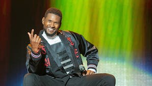 neues Usher Album