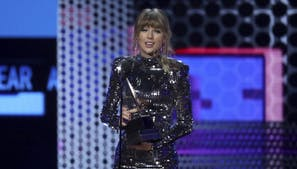 AMAs Taylor Swift