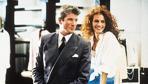 Pretty Woman mit Julia Roberts