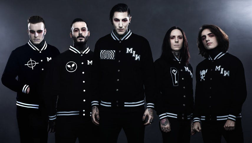 Goth Rock, Motionless in White