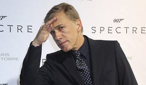 Bond-Bösewicht Christoph Waltz
