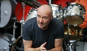 Phil Collins In The Air Tonight Silvester