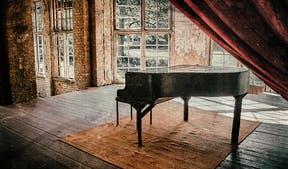 Home Office Piano Playlist